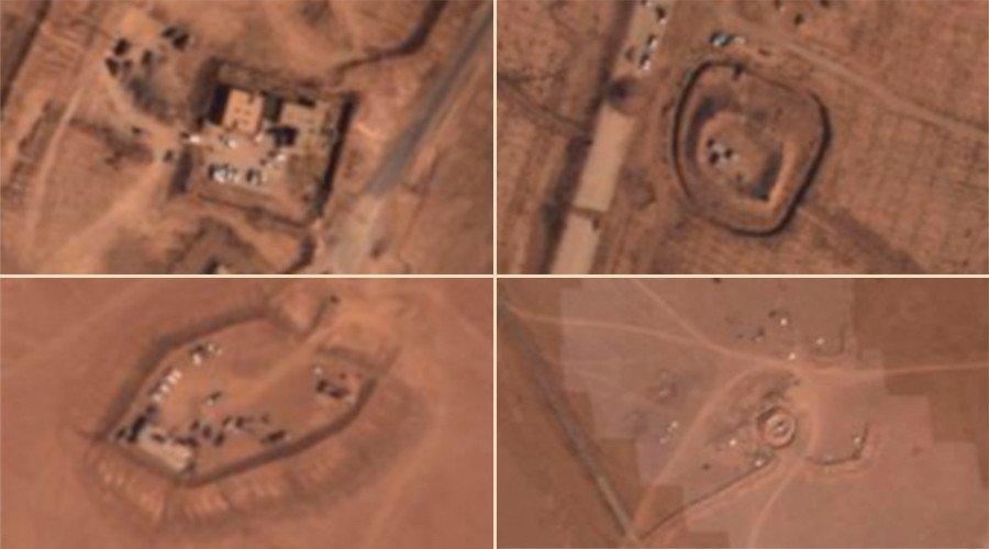 Минобороны России опубликовало снимки техники спецназа США на позициях ИГ в Сирии https://t.co/q0OOxX49zd