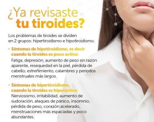 hipertiroidismo y la perdida de peso