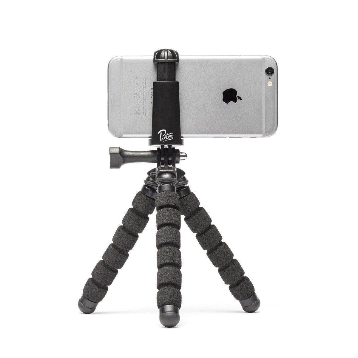 Trepied Flexible Gorilla pour Smartphone Pixter  http:// portedeals.com/bon-plan/trepi ed-flexible-gorilla-pour-smartphone-pixter_60 &nbsp; …  #BonPlan #Deals #promotion <br>http://pic.twitter.com/y1cpT0KgQN
