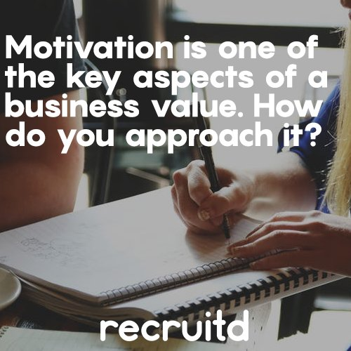 If you&#39;re a #CEO, what&#39;s your secret to #motivation?  https:// buff.ly/2fB3YxO  &nbsp;   #startup #business #makeyourownlane #defstar5 #Entrepreneur<br>http://pic.twitter.com/qeRJR2aDpK