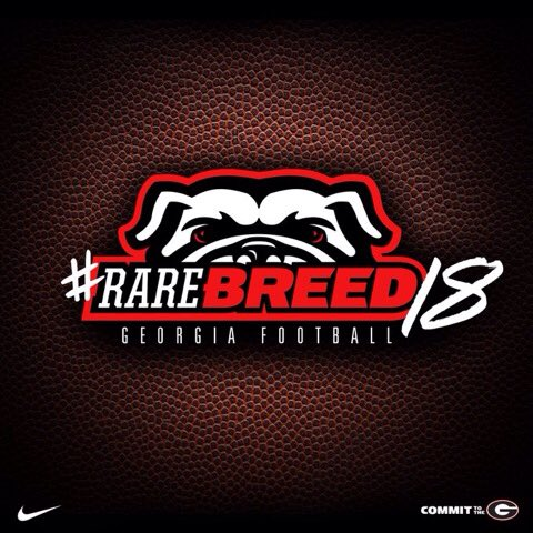 Dawgs pick up a big commit in Aaron Brule! Gonna add to that already nasty secondary! #RareBreed18 #CommitToTheG #WhosNext<br>http://pic.twitter.com/CalQ1cNmgw
