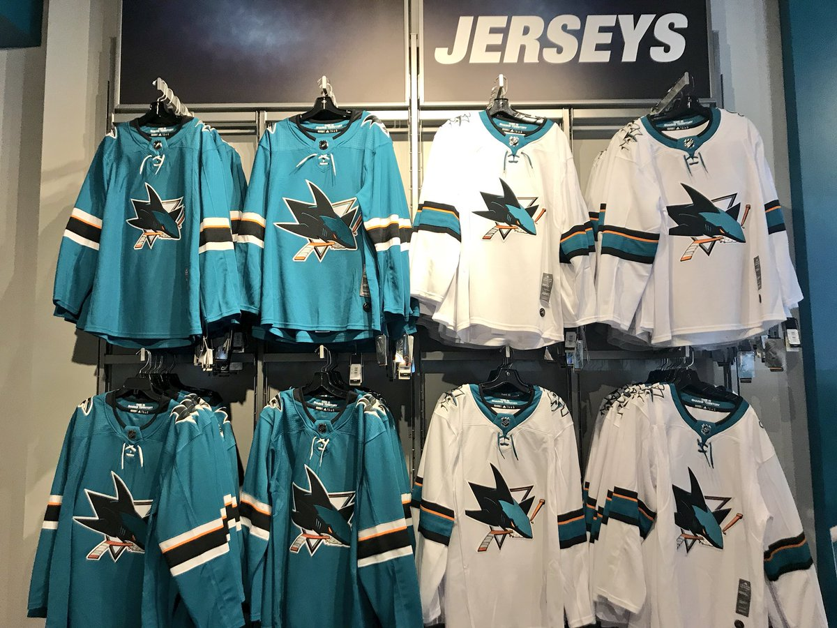 12 49 PM - 24 Sep 2017 from San Jose Sharks Store 3ecec6782