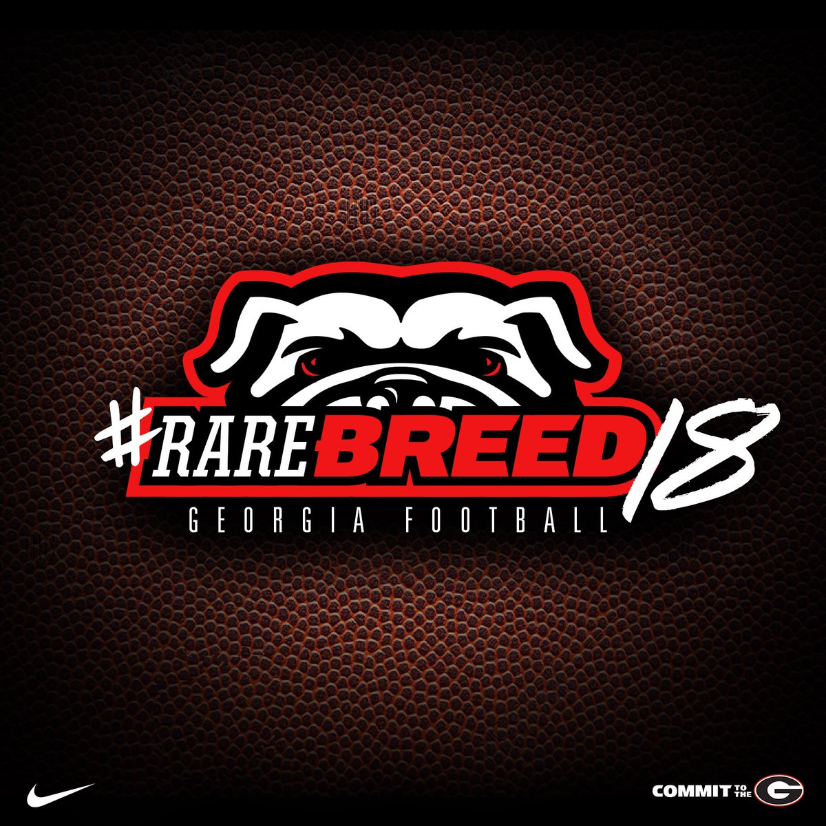 Great Day to be a Dawg!! Added another member to #RareBreed18 Who's Next ?? #CommitToTheG <br>http://pic.twitter.com/091zfqlWhL