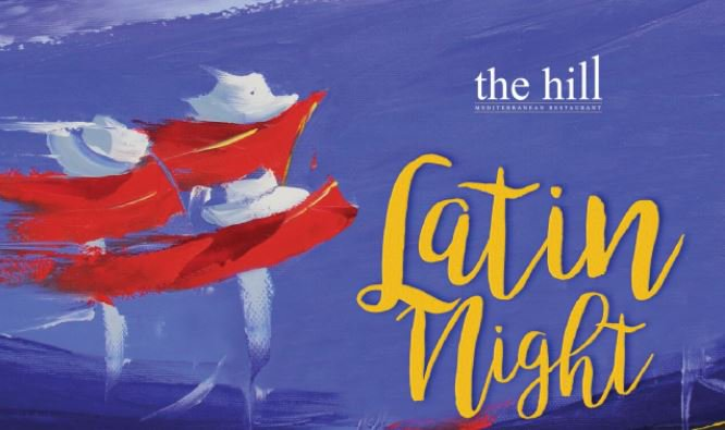 Don&#39;t miss out on our Latin Night! Just 2 weeks away on 3rd October from 6pm with Latin food and music #latinfood #latinmusic <br>http://pic.twitter.com/nidRSeZn5k