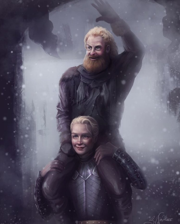 Best artwork I have seen all week!    #GameOfThrones  (IG: sandrawintherart) <br>http://pic.twitter.com/MA7NaWJww5