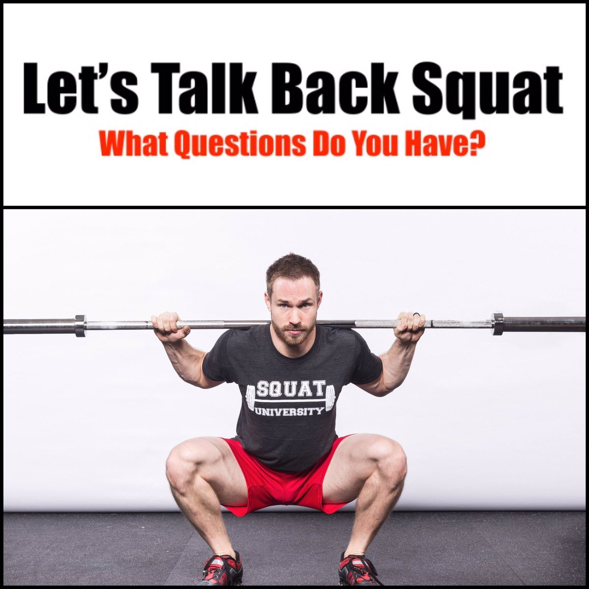 Squat University On Twitter I M Going To Be Going Over