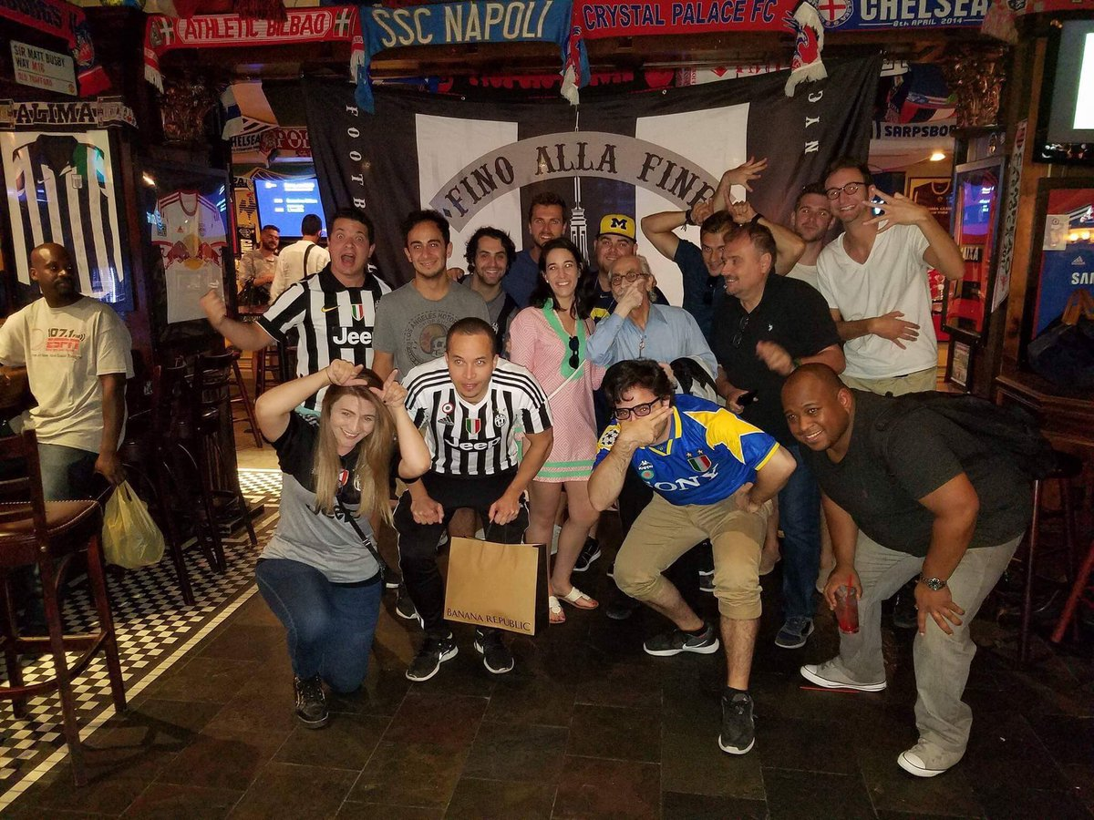 One hell of a game yesterday at @FFactoryNY! #DerbyDellaMole #FinoAllaFine #Juve <br>http://pic.twitter.com/YeEvY058lY
