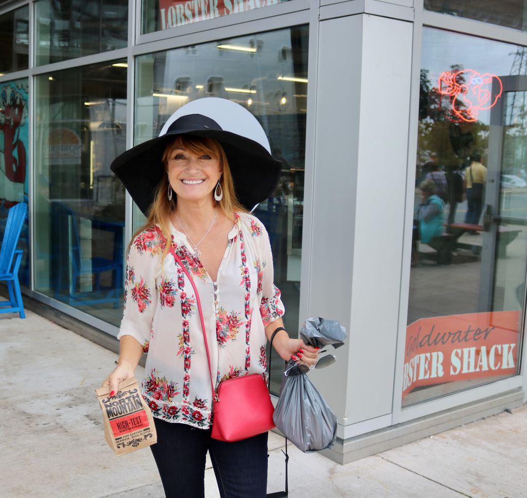Thank you Jane Seymour for supporting our local vendors! https://t.co/rQef4ci7k7