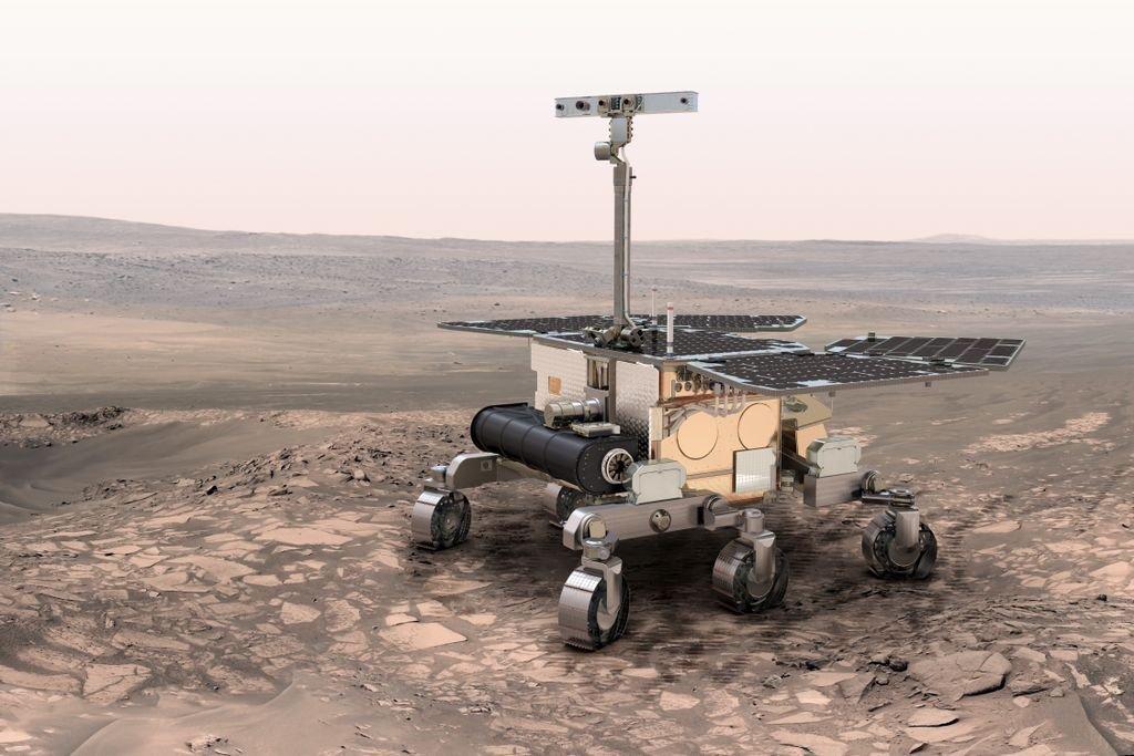 Mars vous passionne ? Venez assister à une conférence-débat avec André Debus, chef de projet ExoMars au CNES https://t.co/FFqNrgmlB5