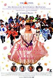 Sarah... ang munting prinsesa