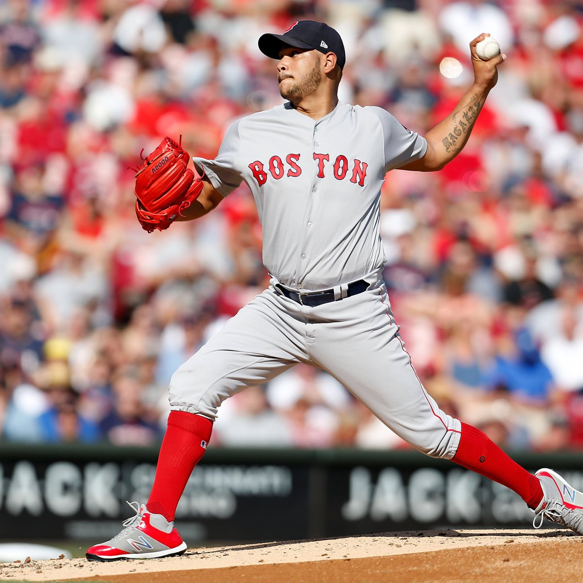3 of the last 4 #RedSox victories have been shutouts with the pitching...