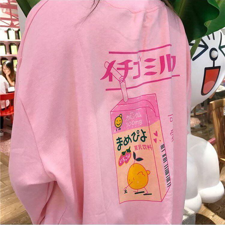 Strawberry flavour soybean milk . .  http:// ift.tt/2ylAA5u  &nbsp;   . . #ootd #fashion #instafashion #harajukufashion #c…  http:// ift.tt/2wPLDCM  &nbsp;  <br>http://pic.twitter.com/9EkvY205Ux