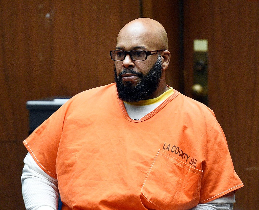 Suge Knight believes that #TupacShakur might still be alive 🤔 🤔 🤔  [WA...