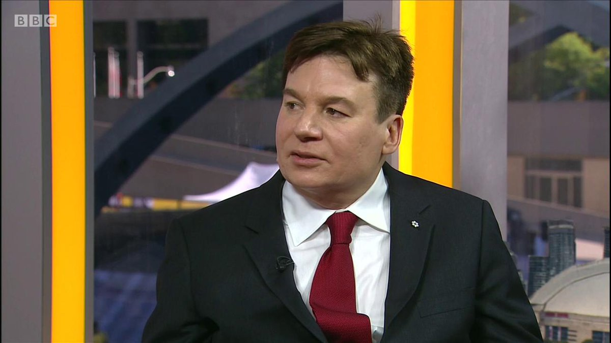 There are fantastic reasons why Hollywood actor Mike Myers backs the #...