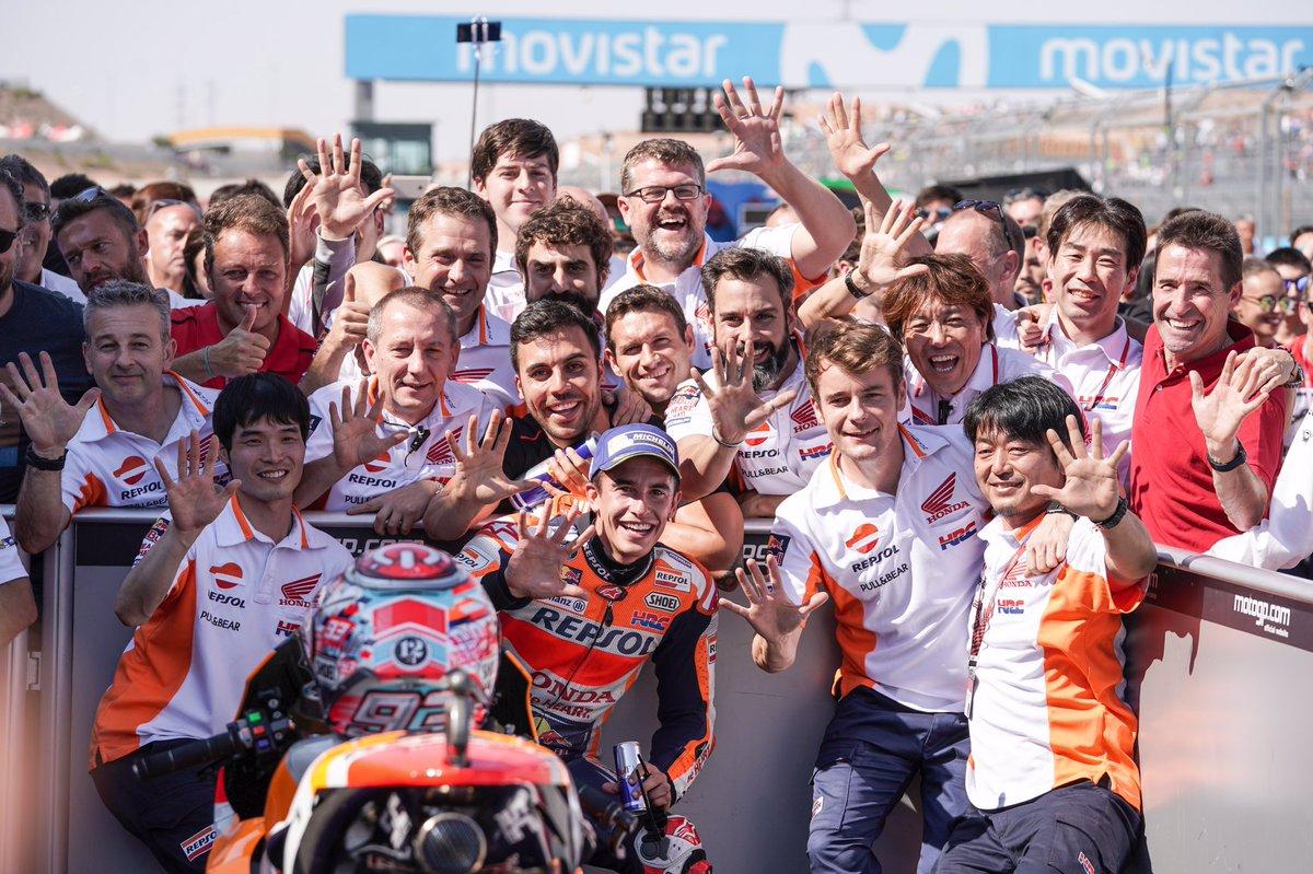 Fakta-fakta Marc Marquez Favorit Juara Dunia MotoGP 2017