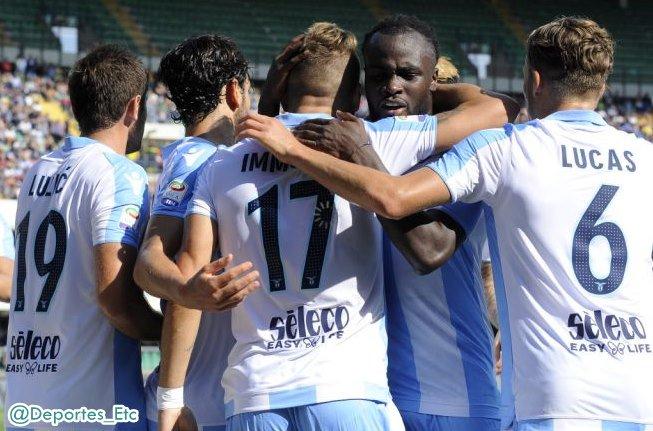 Video: Hellas Verona vs Lazio