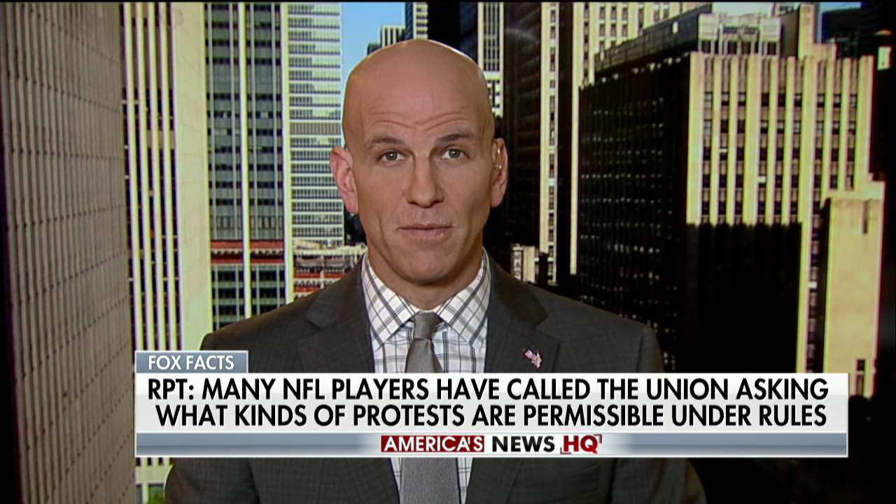 .@Jared_Max: 'From a business standpoint, [@Kaepernick7] is not good for business.' https://t.co/lIKQb6rD2x