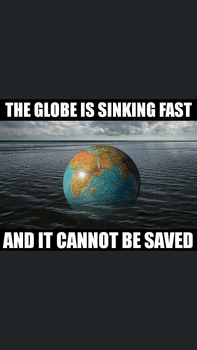 The #Globe is going down #Research #FLATEARTH before you go down with it , #GLOBEEXIT #FLATPOWER #FEoffensive <br>http://pic.twitter.com/18jiHOCqNB  https:// twitter.com/FE_lookYoursel f/status/912048516196913153 &nbsp; …