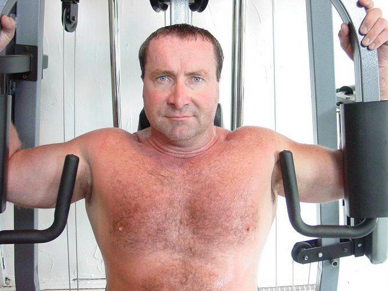 My gym pecdeck buddy from  http:// GlobalFight.com  &nbsp;   #gym #hairy #muscles #man #men #workout #workingout #chest #handsome #blueeyes #husbands<br>http://pic.twitter.com/a6tooA6krN