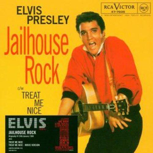 #OnThisDaym 1957, #ElvisPresley - &quot;Jailhouse Rock&quot; <br>http://pic.twitter.com/8naxTOO34y