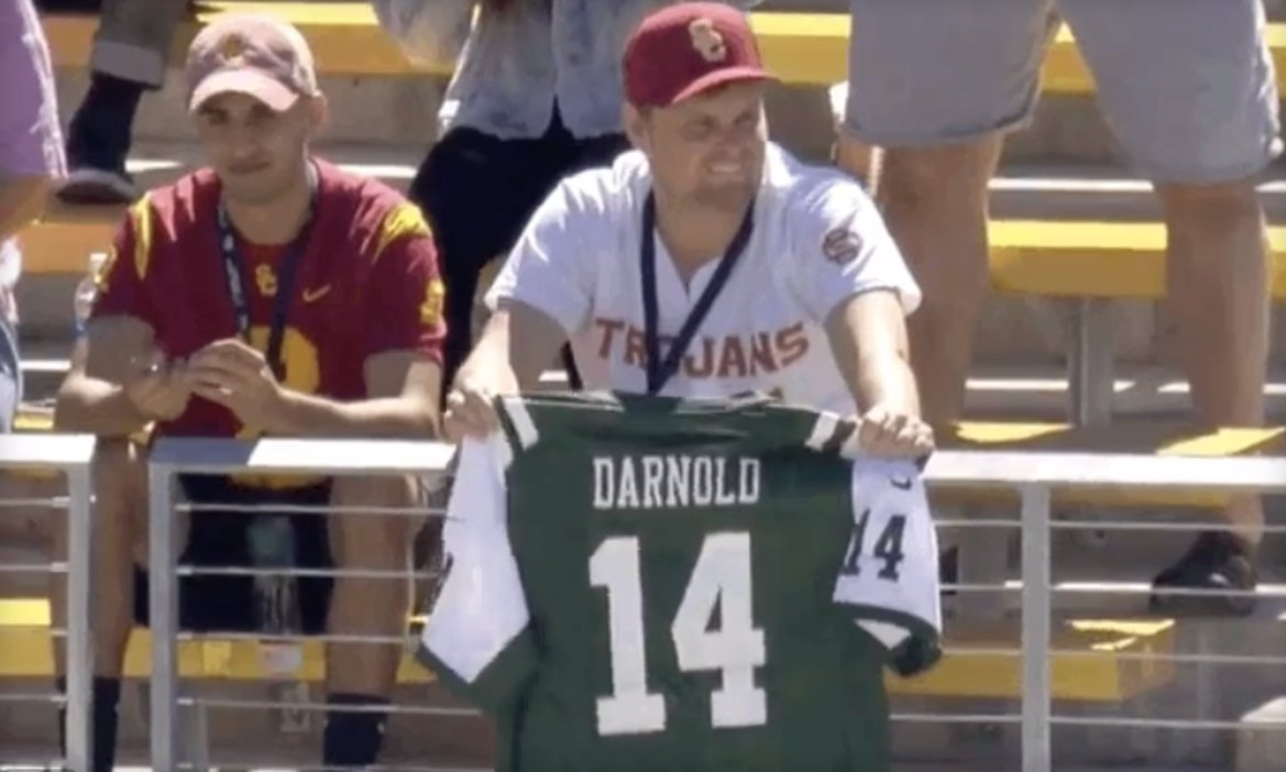 sam darnold giants jersey