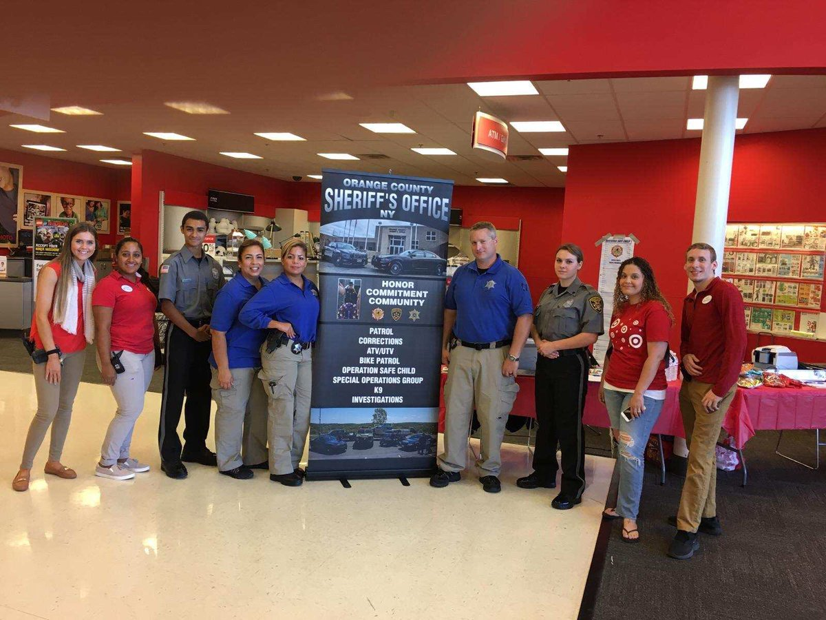 Stop by today at #TARGET in Monroe to get your Child ID #NationalPreparednessMonth<br>http://pic.twitter.com/uR3xBrooVo
