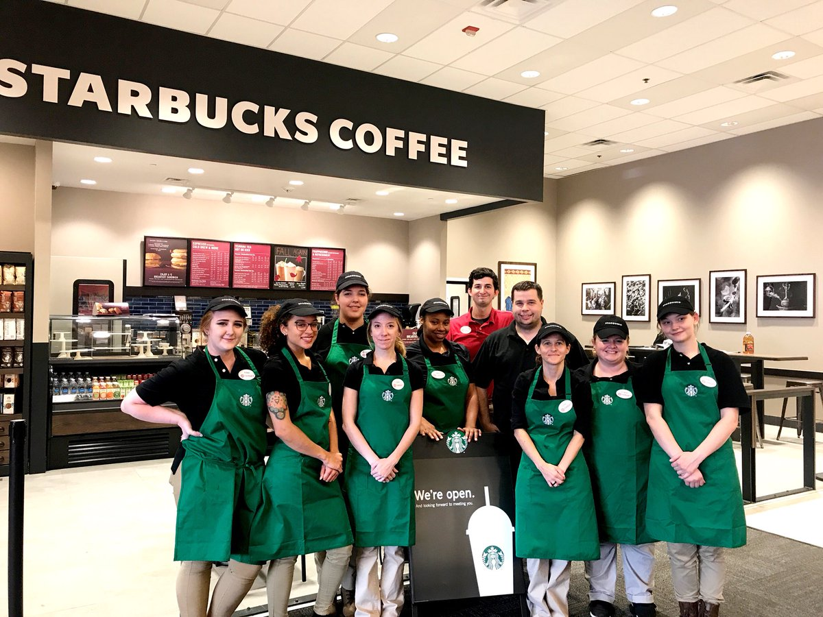 Stop by our #Starbucks Grand Opening @ 8am tomorrow at #Target T1254 Hbg North-we're looking forward to meeting you! @pa_steve @npinkham21<br>http://pic.twitter.com/eUCV6LrGTC &ndash; at Target