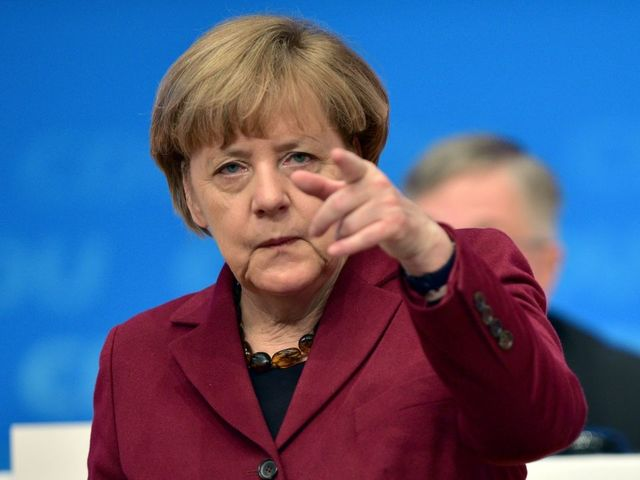 Merkel likely to prevail in German elections https://t.co/61TBH33KoU
