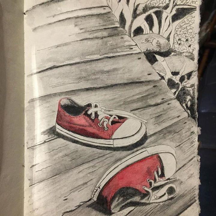 #mixedmediaart #art #watercolor (view on Instagram  http:// ift.tt/2fjLBgk  &nbsp;  )<br>http://pic.twitter.com/iF193wWvmF