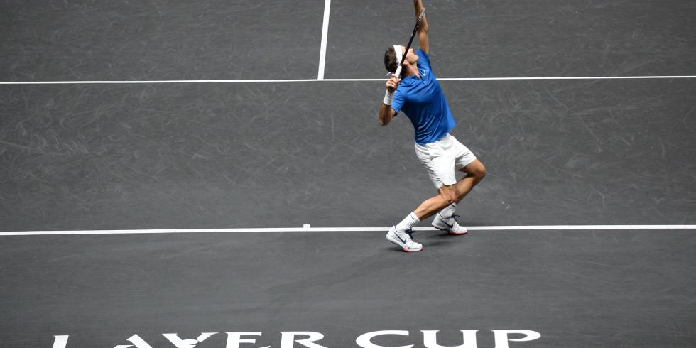 test Twitter Media - #Tennis Roger Federer offre à l'Europe la première #LaverCup   https://t.co/MBNX9gkarR https://t.co/cHBf8O9eCm