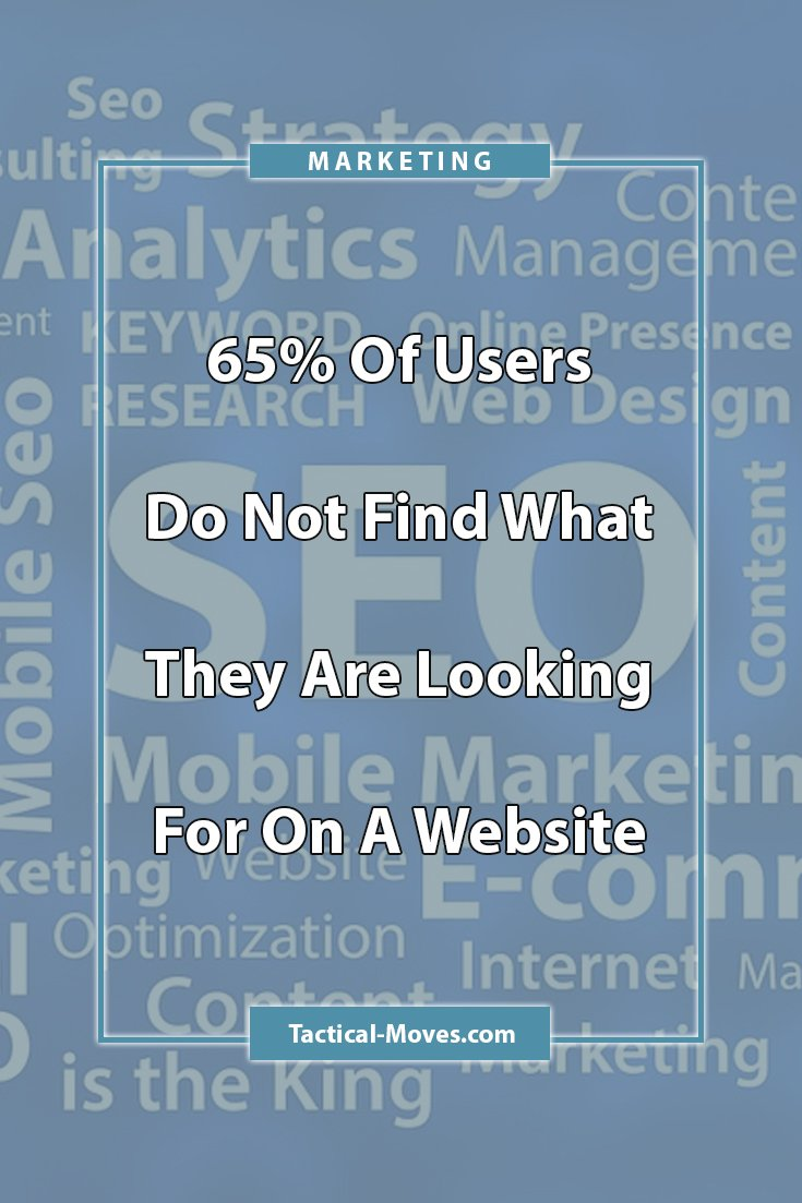 How often do user find what they are looking for on a website? #websitedesign #marketing<br>http://pic.twitter.com/EJWfbqEHie