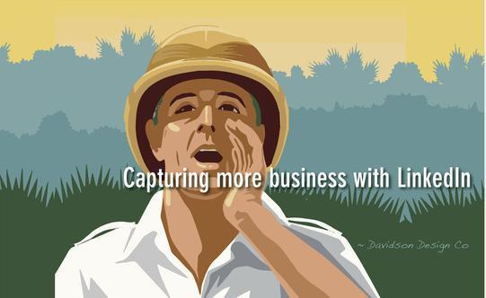 Make finding more New #Business a breeze W/ #LINKEDIN  http:// Davidsondesignco.com/linkedin-busin ess-safari.html &nbsp; …  #UX #Business #AI #IoT #BigData #ML #SMM #Mpgvip #defstar5<br>http://pic.twitter.com/8cvEvMvYSg