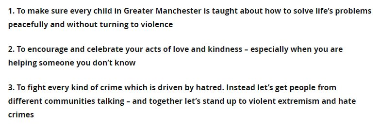 Our #WeStandTogether campaign has three goals. https://t.co/JS5Zd0pClR...