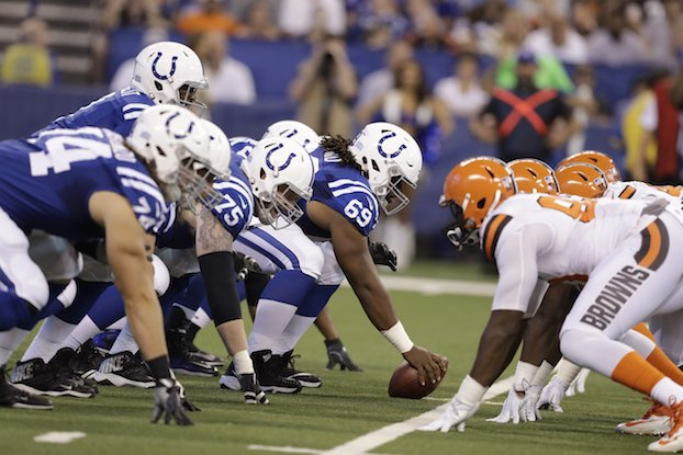 END OF 3: #Colts lead the Browns, 28-14:  https://t.co/TPMWPUzkQ6  #CLEvsIND https://t.co/UOrgr6xGn0