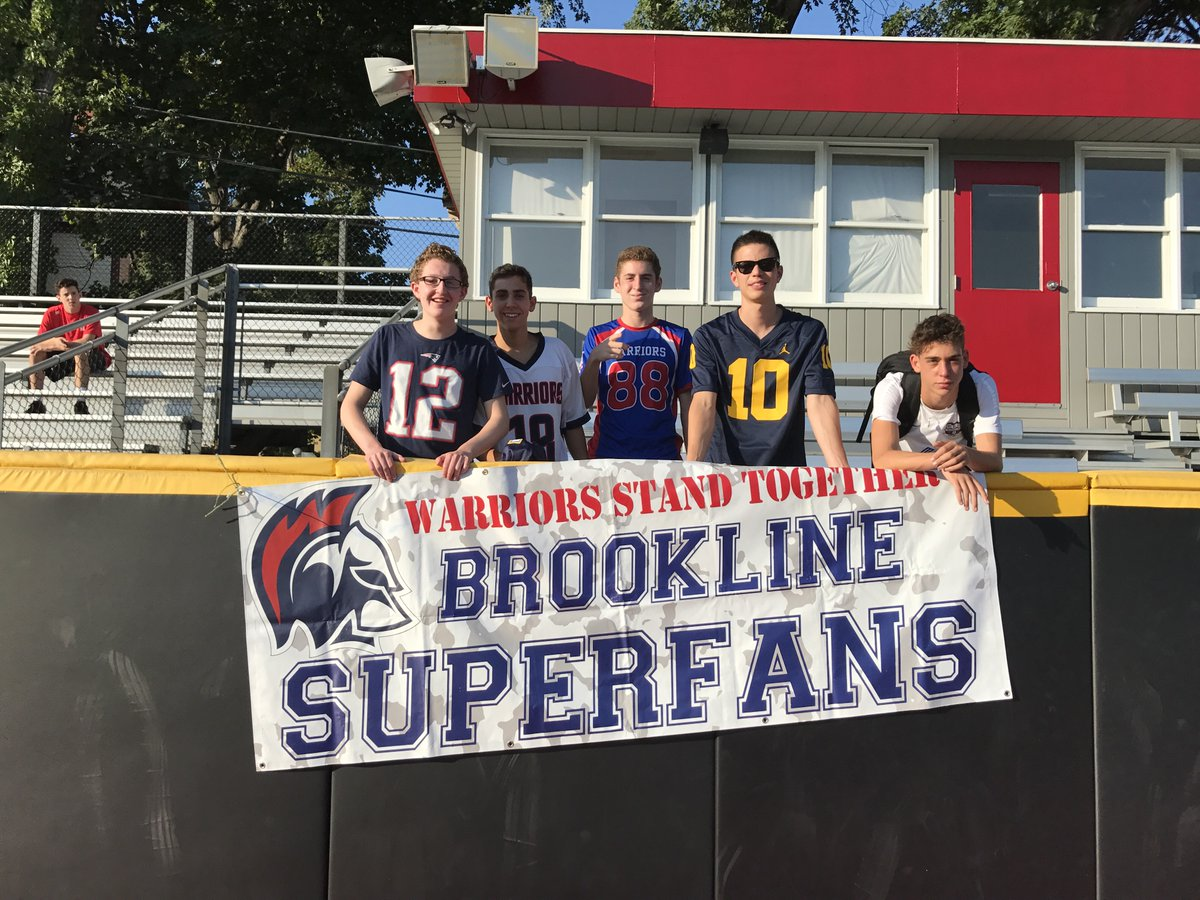 Brookline Superfans (@BHSSuperfans)   Twitter  Brookline Super...