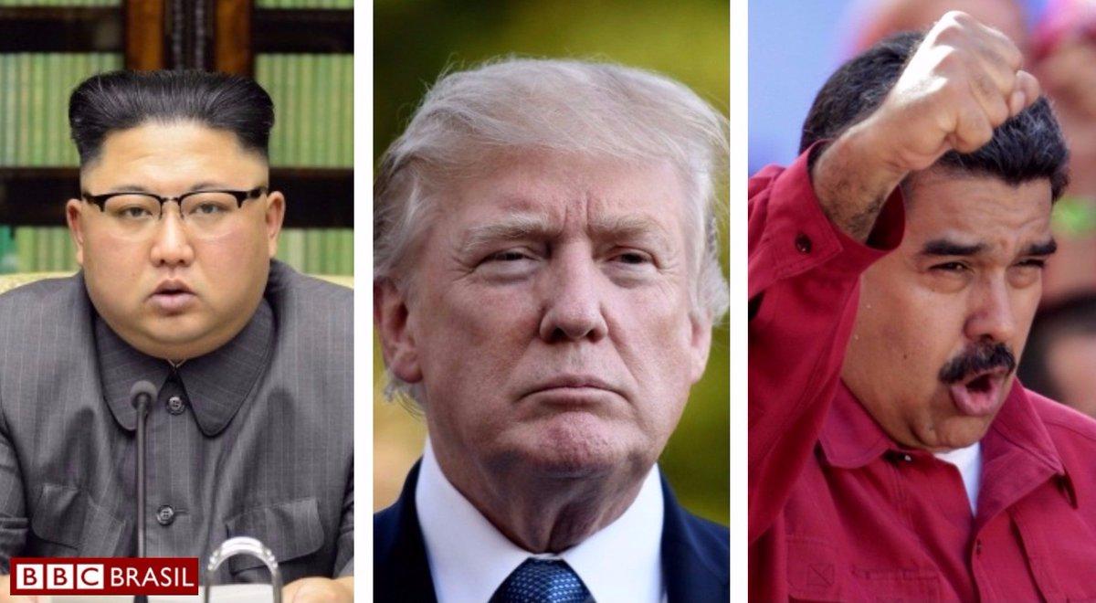 #URGENTE Os EUA anunciaram que passarão a vetar cidadãos da Coreia do Norte, da Venezuela e do Chade de entrarem no país