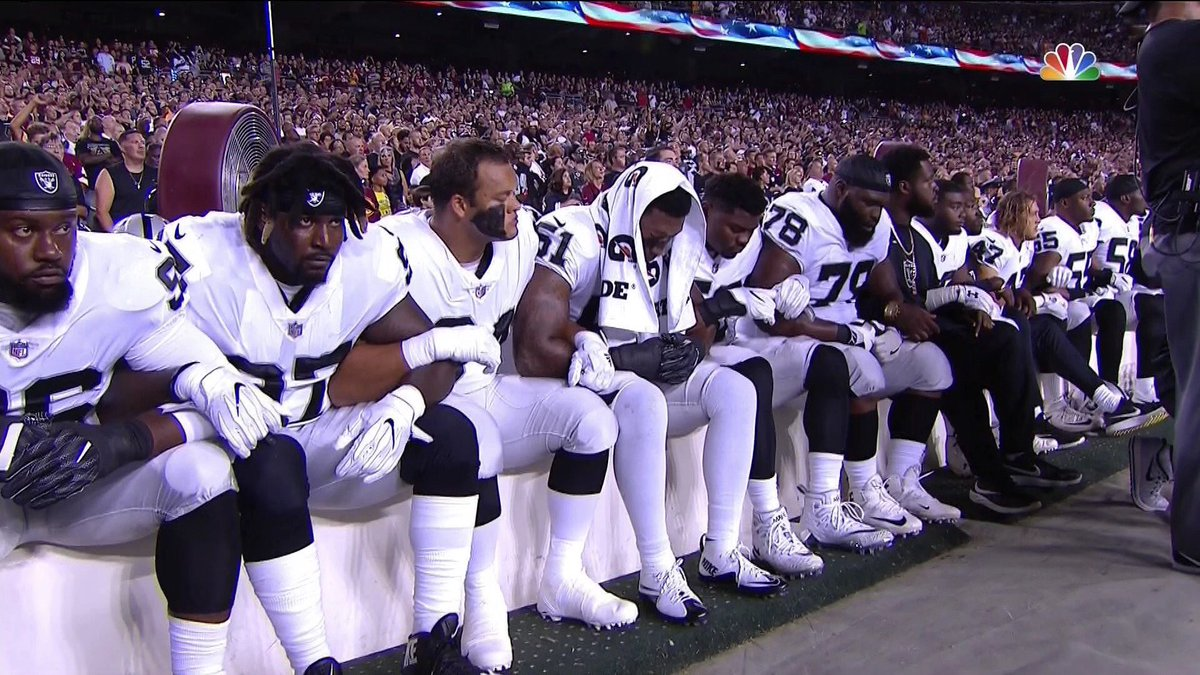 The Oakland Raiders. https://t.co/HyNepLpxxi