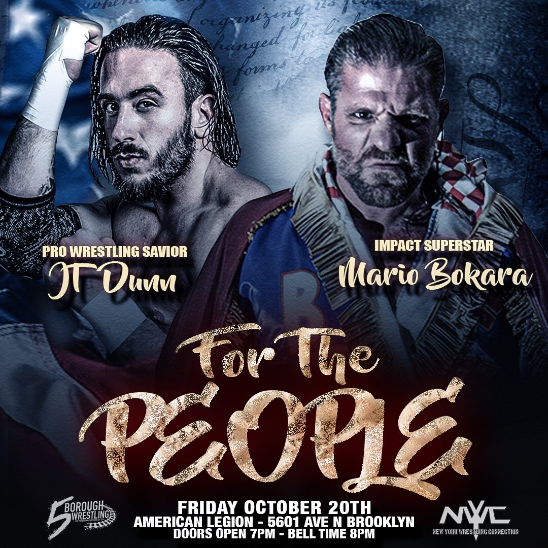 Your governor is #refocused and #vows to make #October20th the biggest #event in @Fbw_Wrestling #nomore #politics already signed! #NYC<br>http://pic.twitter.com/G9VehzCJGi