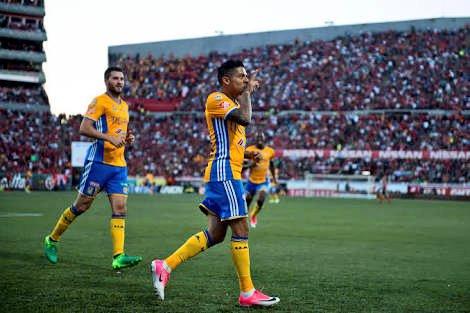 Tigres vence 1-0 a los Xolos de Tijuana