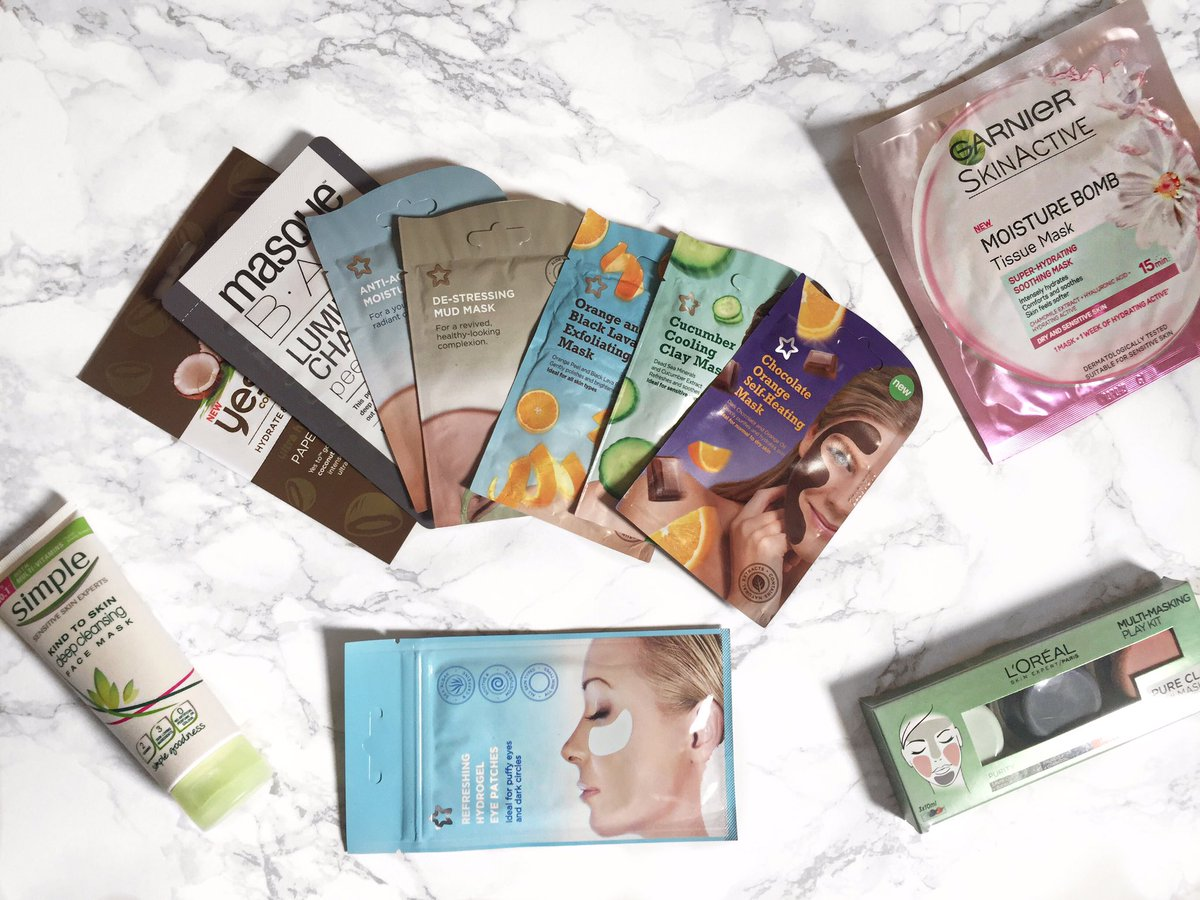 Autumn means pamper nights am I right? Fancy winning these masks? Follow and retweet for your chance to #win this #giveaway. Ends 25/09.  <br>http://pic.twitter.com/F0Z0taYwu2