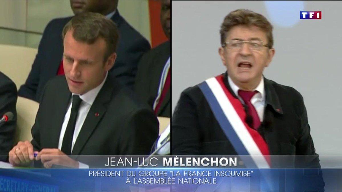 Polémique sur les Nazis : Jean-Luc Mélenchon a-t-il dérapé ? https://t.co/1rC6bC2Snq