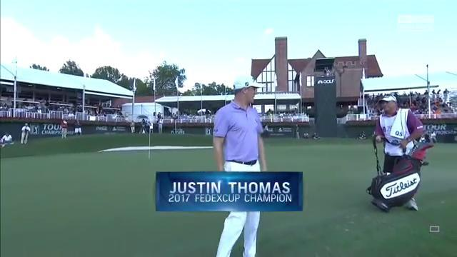 The #TourChampionship is still up for grabs but Justin Thomas is now c...