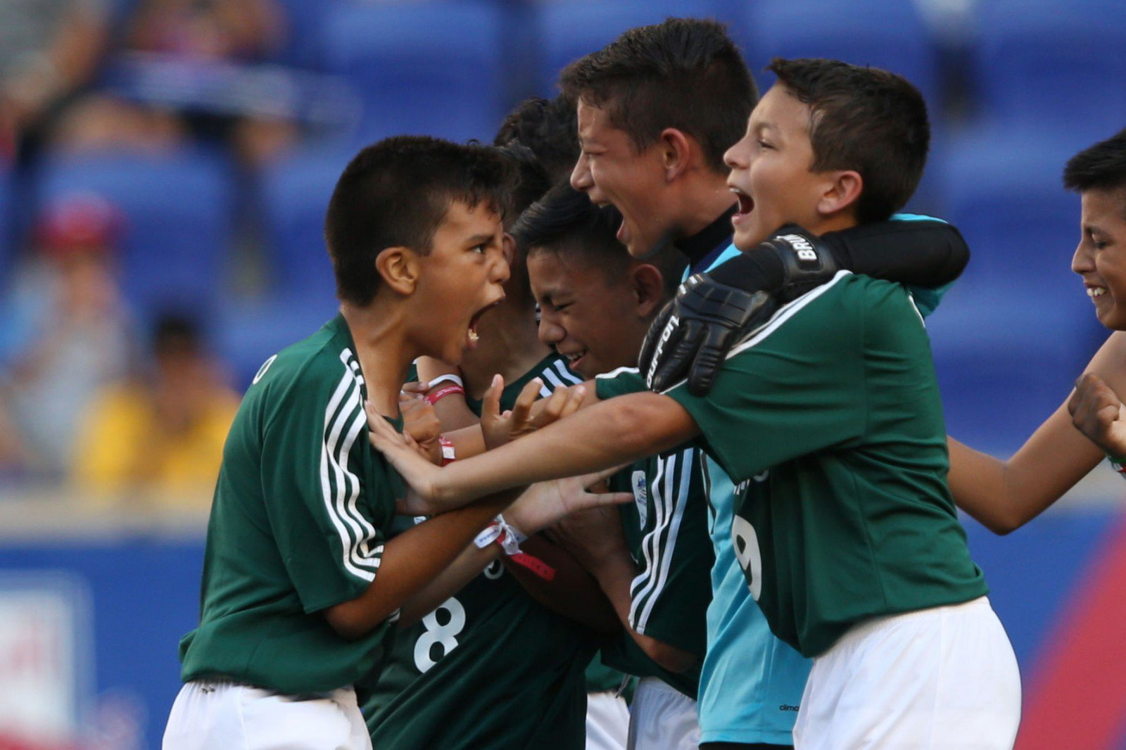 México venció a Argentina y se coronó en Copa Danone