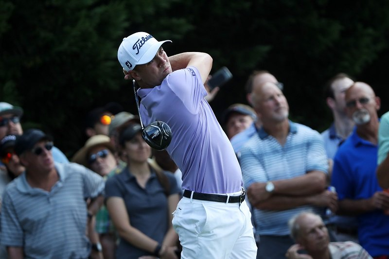 Justin Thomas wins the FedEx Cup  5 wins (most on PGA TOUR this season...