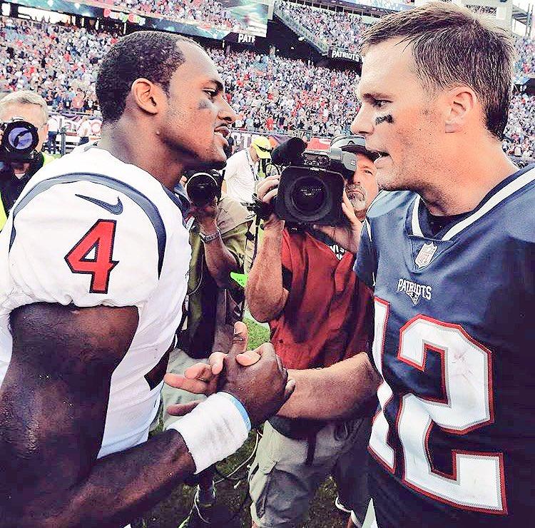 Mutual Respect.  #ClemsonNFL <br>http://pic.twitter.com/WI2PJ6Z7qG