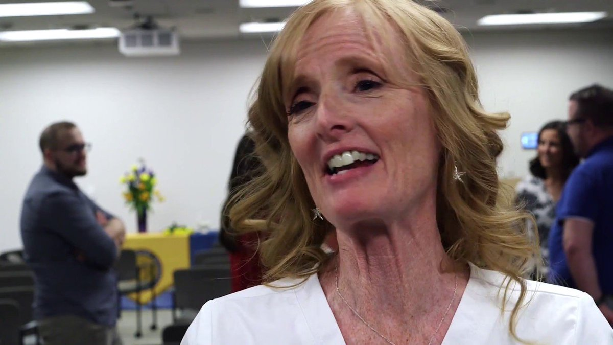 &quot;I learned a lot about myself this late in life.&quot; Janalee BSN.  https:// youtu.be/Xlicg6WQeFM  &nbsp;   Find your reason #back2school  http:// bit.ly/WGUSmartChoice  &nbsp;  <br>http://pic.twitter.com/eOyaC6ASkN