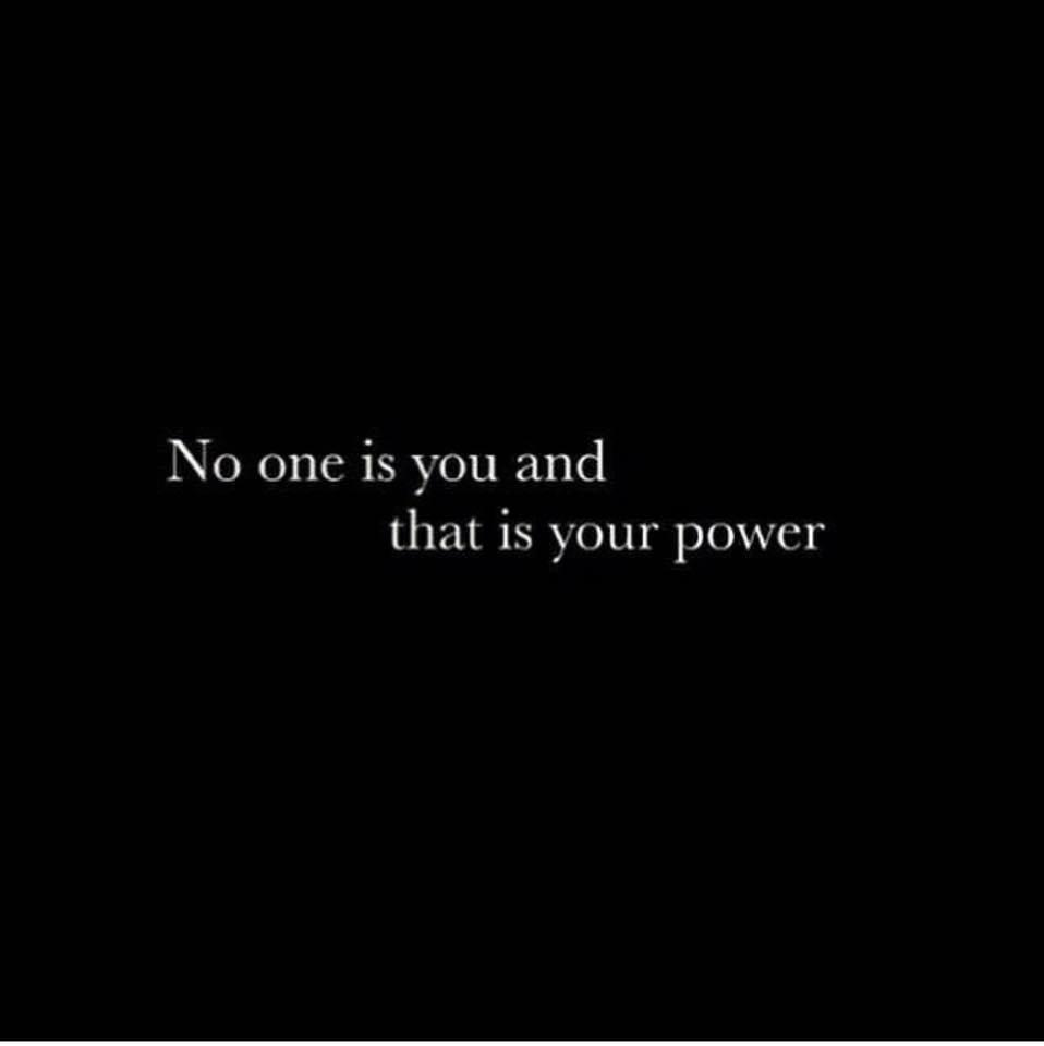 Your power is you....  #ThinkBIGSundayWithMarsha   #beyou   #power<br>http://pic.twitter.com/dj8JwOyg9x
