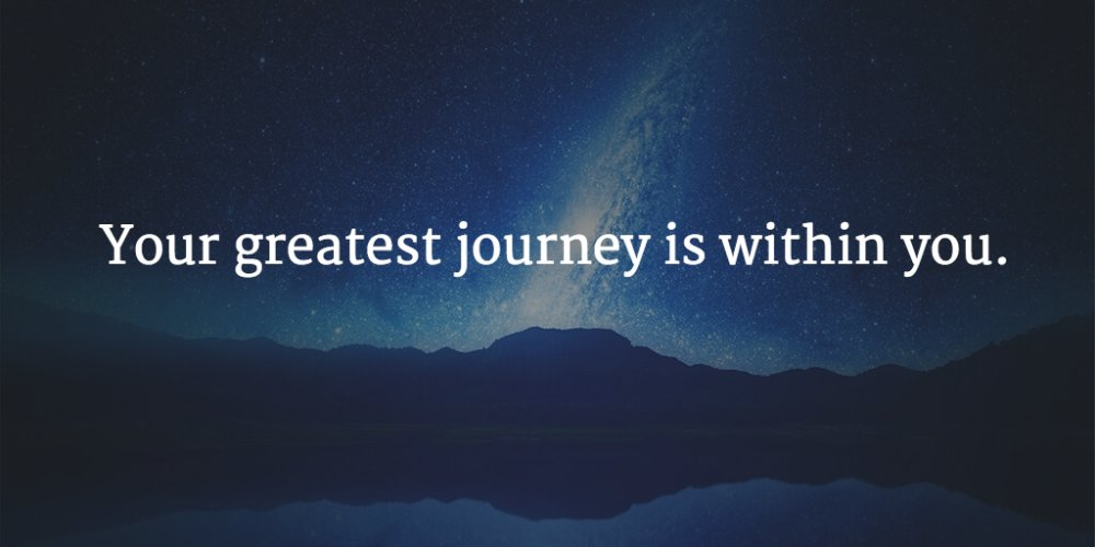 It has always been within you.  There is no rush.  #mindfulness #meditation #healing <br>http://pic.twitter.com/5XBZuHyZym