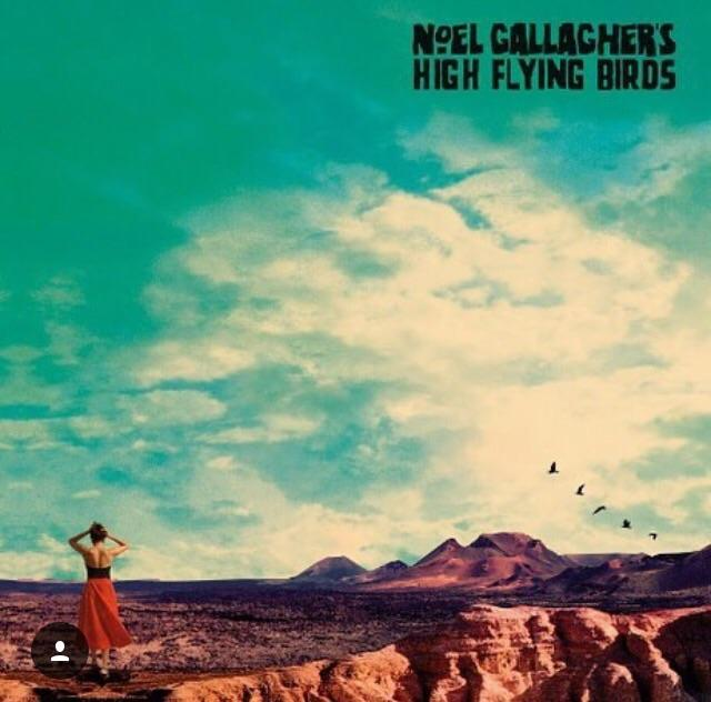 Noel Gallagher's album info leaked, and Liam's not impressed https://t...