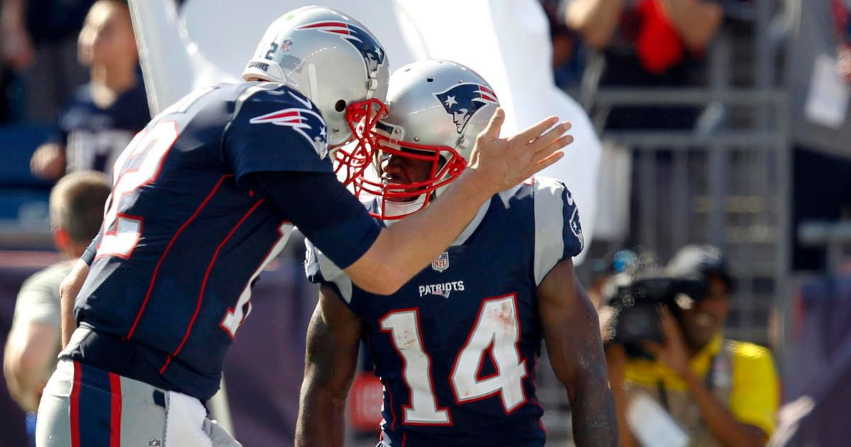 'Legendary, he's just a legend.'  #Patriots players react to team's ga...